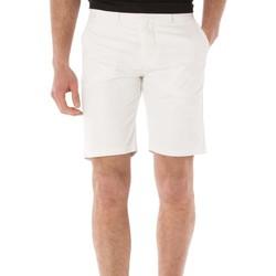 Vêtements Homme Shorts / Bermudas Shilton Bermuda triangle Blanc