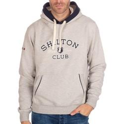 Vêtements Homme Sweats Shilton Sweat capuche French Team Gris