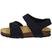 Chaussures Garçon Sandales et Nu-pieds Evoca EJ608B BLEU