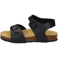 Chaussures Garçon Sandales et Nu-pieds Evoca EJ606B BLEU