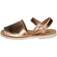 Chaussures Fille Sandales et Nu-pieds Evoca STAR ROSE