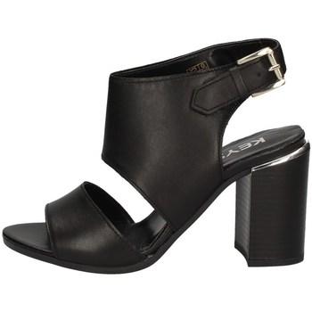 Chaussures Femme Sandales et Nu-pieds Keys K-1981 NOIR