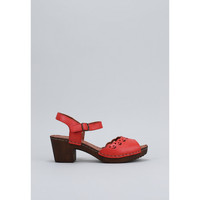 Chaussures Femme Sandales et Nu-pieds Sandra Fontan  Rouge