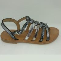Chaussures Fille Sandales et Nu-pieds Les Tropéziennes par M Belarbi HIRSON argent Argenté