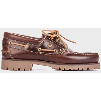 Chaussures Homme Chaussures bateau Martinelli Callaghan mod.21910 Marron