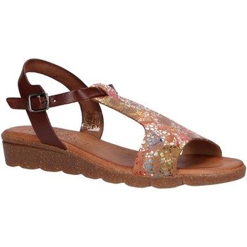 Chaussures Femme Sandales et Nu-pieds Valeria's 6116003 Marr?n