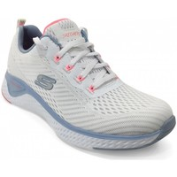 Chaussures Femme Baskets basses Skechers SOLAR FUSE Cosmic View Blanc Blanc
