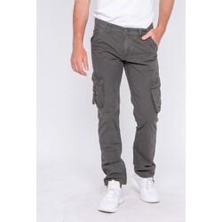 Vêtements Homme Pantalons cargo Ritchie Pantalon battle CADELAC Gris