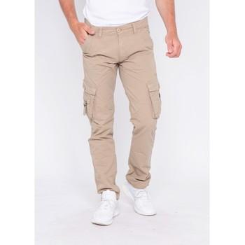 Vêtements Homme Pantalons cargo Ritchie Pantalon CADELAC Marron