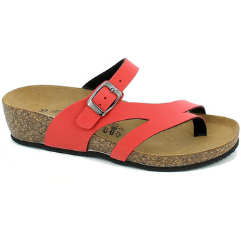 Chaussures Femme Mules Gold Star 1206.11_37 Rouge