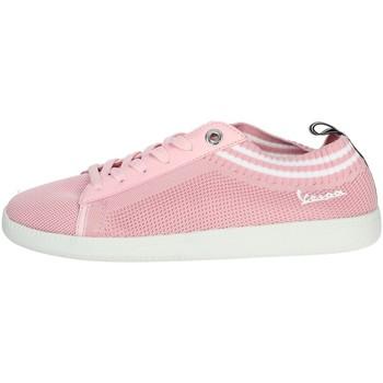 Chaussures Femme Baskets montantes Vespa V00011-500-54 Rose