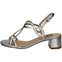 Chaussures Femme Sandales et Nu-pieds Bibi Lou 875Z11ES ARGENT