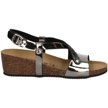 Chaussures Femme Sandales et Nu-pieds Valleverde G51398T SANDALES Femme ANTHRACITE ANTHRACITE
