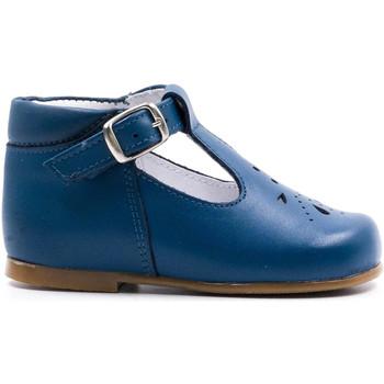 Chaussures Enfant Ballerines / babies Boni & Sidonie Chaussures premier pas - CAROL Bleu