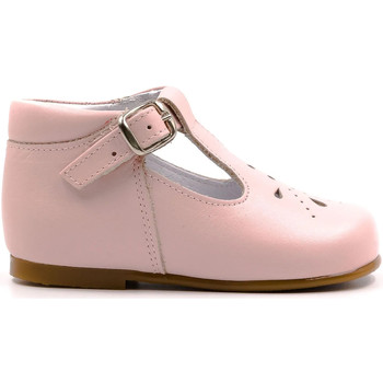 Chaussures Enfant Ballerines / babies Boni & Sidonie Chaussures premier pas - CAROL Rose