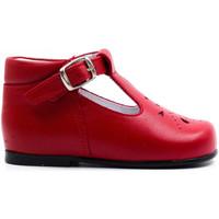 Chaussures Enfant Ballerines / babies Boni & Sidonie Chaussures premier pas - CAROL Rouge