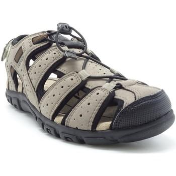 Chaussures Homme Sandales et Nu-pieds Geox STRADA U6224B BEIGE