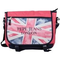 Sacs Enfant Cartables Pepe jeans Gibecière à rabat drapeau Anglais  1945001 Multicolor