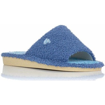 Chaussures Femme Chaussons Garzon P410.130 Azul