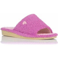 Chaussures Femme Chaussons Garzon P410.130 Rosa