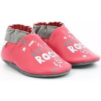 Chaussures Fille Chaussons bébés Robeez 771120 fuchsia