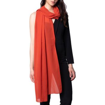 Accessoires textile Femme Echarpes / Etoles / Foulards Akè F691XALAK43C Orange