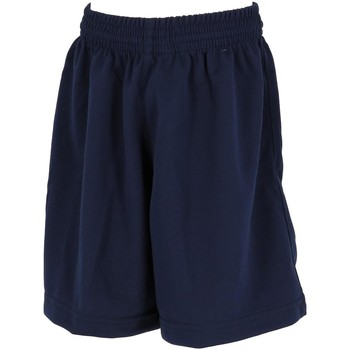 Short enfant Tremblay Poly nvy uni shortfoot jr