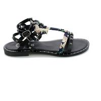 Chaussures Femme Sandales et Nu-pieds Diciottopiu' 7256.01_36 Noir