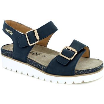 Chaussures Femme Sandales et Nu-pieds Mobils TARINA JEANS B
