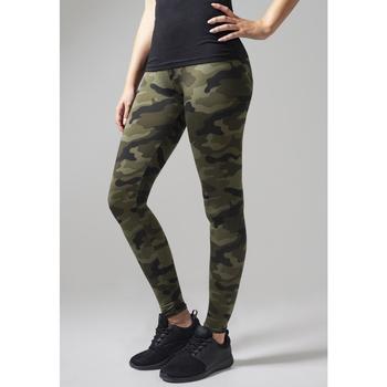 Vêtements Femme Leggings Urban Classics Legging femme Urban Classic skinny militaire
