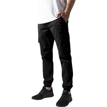 Vêtements Homme Pantalons de survêtement Urban Classics Pantalon Urban Classic wahed cargo twill noir