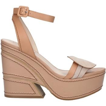 Chaussures Femme Sandales et Nu-pieds Elvio Zanon EL2901X SANDALS femme Marron