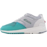 Chaussures Baskets mode Ellesse Chaussures Sportswear Femme  Nyc 84 GRIS ET TURQUOISE