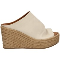 Chaussures Femme Espadrilles Inuovo 437005 BLANC