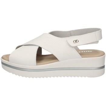 Chaussures Femme Sandales et Nu-pieds Valleverde 32321 BLANC