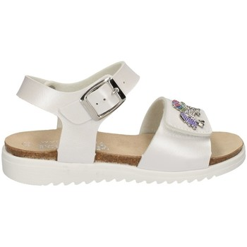 Chaussures Fille Sandales et Nu-pieds Lelli Kelly LK 1500 PERLE BLANCHE