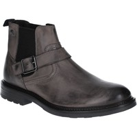Chaussures Boots Base London ST05-40 Morrow Burnished Grey