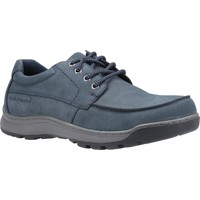 Chaussures Homme Derbies Hush puppies HPM2000-108-2-6 Tucker Lace Marine Nubuck