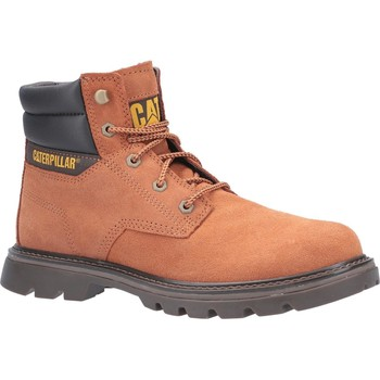 Chaussures Homme Boots Cat Footwear P724009-7 Quadrate Ginger