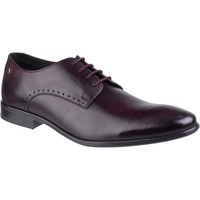 Chaussures Homme Derbies Base London SW04-40 Westbury Washed Bordo