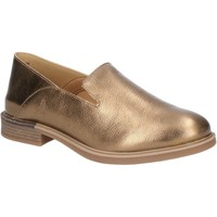 Chaussures Femme Mocassins Hush puppies HW06568-710-3 Bailey Slip On Antique Or Cuir