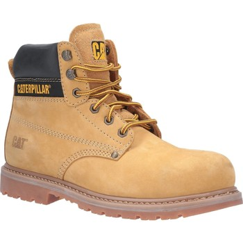 Chaussures Homme Boots Caterpillar P724624-6 Powerplant Honey