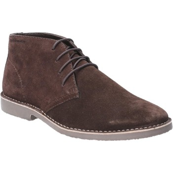 Chaussures Homme Boots Hush puppies HPM2000-74-2-6 Freddie Marron