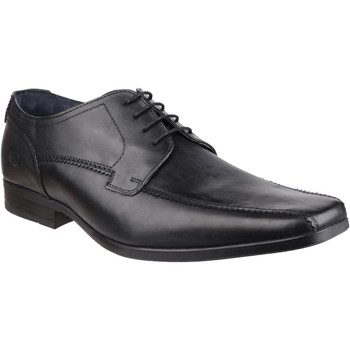 Chaussures Homme Derbies Base London Base Lytham Excel Noir Waxy