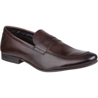 Chaussures Homme Mocassins Base London SX01-40 Tenor Washed Marron
