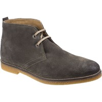 Chaussures Homme Boots Base London SD05023 Perry Olive