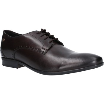 Chaussures Homme Derbies Base London SW04-40 Westbury Washed Marron