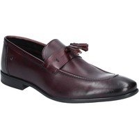 Chaussures Homme Mocassins Base London SW02-40 Ritz Burnished Bordo