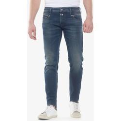 Vêtements Homme Jeans slim Japan Rags Jeans 700/11 slim deck bleu-noir n°2 BLUE