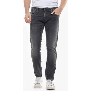 Vêtements Homme Jeans droit Japan Rags Jeans 700/11 slim blue jogg noir l32 BLACK L32